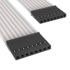 Flat Flex Cables (FFC, FPC) -- A9BBA-0803F-ND -Image