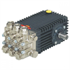 Triplex Plunger Pumps, Solid Shaft -- HTF2421S - Image