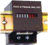 7-digit Elapsed Time Meter Hours Counter for AC or DC Voltages -- BD-HRM - Image