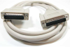 10ft IEEE-1284 DB25 M/M Parallel Printer Cable -- E415-10 - Image