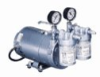 0523-V4H-G588DX - Rotary vane oil vacuum pump, 4.5 cfm, 115 VAC -- GO-07055-04 - Image