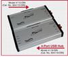 ST Fiber-to-USB Converter/Extender, Host -- Model 4112-DIN