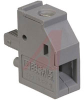 Panel Feed Through Terminal Block, AWG:30-10, Gray -- 70169412