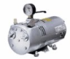 0523-V550AQ-G588DX - Dry rotary vane vacuum pump, 4.0 cfm, 220 VAC -- GO-07055-65