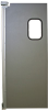 Double Acting Service Traffic Doors -- EcoSwing Post-Consumer Recycled Traffic Door