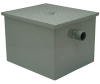 Steel Grease Trap -- GT2700-15-2NH -- View Larger Image