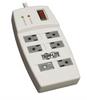 Tripp Lite TLP64 Protect It! Surge Suppressor - 6 Outlets, 5 -- TLP64