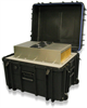 Clamshell Air Conditioned Transit Case -- Defender Series -- View Larger Image