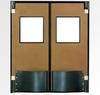 Double Acting Impact Traffic Doors -- Durulite Standard Traffic Door