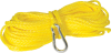 1/4 in. x 100 ft Braided Anchor Line -- 8373771