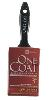 RUBBERSET ONE COAT BLACK CHINA BRISTLE OIL BRUSH TRIM 2 in -- 996730200 -- View Larger Image