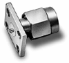 RF Coaxial Panel Mount Connector -- 5710-4CCSF -- View Larger Image