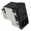 Power Entry Connectors - Inlets, Outlets, Modules -- PS0S0DS6A-ND -Image