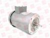 AMETEK 510438 ( DISCONTINUED BY MANUFACTURER, SERVO MOTOR, FOR REGENERATIVE BLOWERS, 1 HP, 3450 RPM, 3 PHASE, 1.6/3.4 AMP, 208/460 VAC, 60 HZ ) - Image
