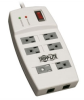Tripp Lite TLP66NET Protect It! Surge Suppressor - 6 Outlets -- TLP66NET