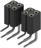 Rectangular Connectors - Headers, Receptacles, Female Sockets -- ED1314-96-ND