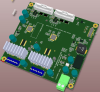 Dual Axis Stepper Motion Controller -- SSXYMicroMC-4x