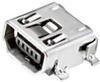 USB, DVI, HDMI Connectors -- A122943TR-ND -Image