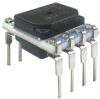 TruStability™ SSC Series-Standard Accuracy, digital SPI, DIP NN: no ports, absolute, 0 psi to 15 psi, 5.0 Vdc, dry gases only, no special options -- SSCDNNN015PASA5 -Image