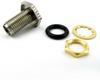 2.92mm Female (Jack) Bulkhead Connector For RG405 Cable, Solder -- SC5833