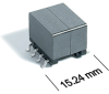 7 Watt PoE Transformers for TI LM5070 -- C1588-AL -Image