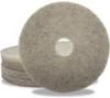 """20"""" Gray Elky Pro Natural Hair Buffing Pads -- PAD-20NH"""