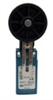 Global Limit Switches Series GLL: Side Rotary, Adj Length Lever with 50mm rubber roller, 1NO 1NC Direct Opening Slow Action Break-Before-Make (B.B.M.), 1/2 in conduit -- GLLA03A2Y