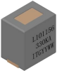 0.22uH, 10%, 0.4mOhm, 64Amp Max. SMD Power bead -- L101156A-220K -Image