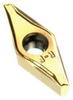 Cermet Turning Insert,VCEX 2200R-F 1020 -- 5HWU7