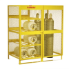 Steel Cylinder Storage Cabinet -- CAB362 -- View Larger Image
