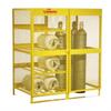 Steel Cylinder Storage Cabinet -- CAB362