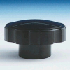 Phenolic Fluted Knobs -- 85211