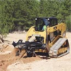 Catepillar Work Tools - Trenchers -- T15B Trencher, high flow, no chain