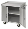Workbench - Mobile Cabinet: PC Series - Mobile Cabinet Workbenches -- PC-48S-1424-4