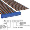 Rectangular Cable Assemblies -- C1AXG-5036M-ND -Image