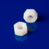 256 Thread Nylon Hex Nut -- 91799 - Image