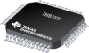THS7327 3-Channel RGBHV Video Buffer with I2C Control, Selectable Filters, Monitor Pass-Thru, 2:1 MUX -- THS7327PHP -Image