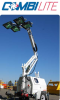 COMBILITE Mobile Lighting Tower -- View Larger Image