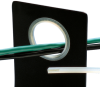 Abrasion Protection : Grommet Edging : Adhesive Lined, Solid -- GES99F-A-C