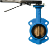Iron Wafer Butterfly Valves Small -- 87 - Image