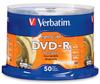 Verbatim LightScribe 16x 50-Pack