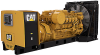 Diesel Generator Sets -- 3512B (50 HZ) WITH UPGRADEABLE PACKAGE - Image