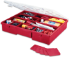 17-Compartment Portable Tool / Parts Box -- Model # SBR-18, SB-18, SBG-18, SBLB-18, SBMG-18, SBBZ-18