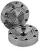 D71 Hastelloy® C Series #70 NACE Diaphragm Seal -- D71966HASC75