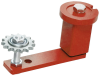 Belt and Chain Tensioning Roller & Sprocket - Image
