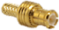 MCX Male Cable End Crimp -- CONMCX007