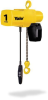 Electric Chain Hoist -- Yale YJL / YJL-V Series
