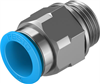 QS-G1/2-16-20 Push-in fitting -- 132047 -Image