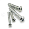 Button-Head Screw M8x30 -- 8.0.000.09