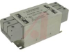 FILTER, COMPACT 3-PHASE EMC/RFI, 50A, 34 I/O CONNECTIONS -- 70027324